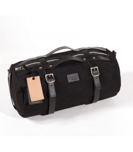 Sac Unit Garage Canvas Black