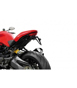 SUPPORT DE PLAQUE DUCATI MONSTER 1200S - HIGHSIDER 280-163