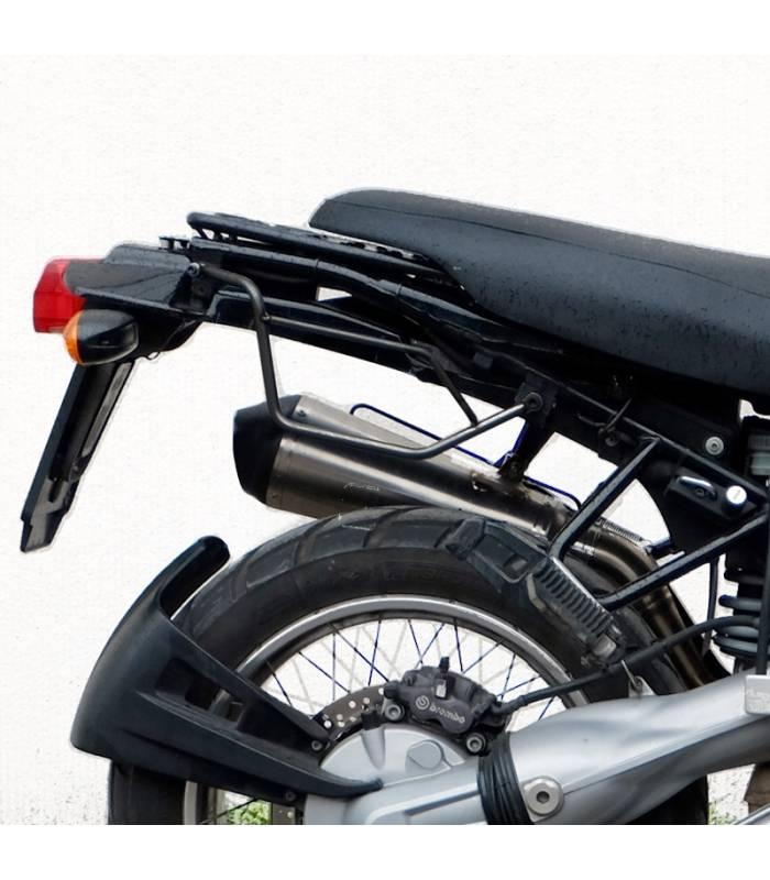 Support de sacoche pour moto bmw r850 r1100 r1150r unit for Garage pour bmw