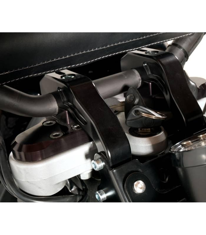 Riser de guidon pour moto bmw r850r r1100r unit garage 2301 for Garage pour bmw