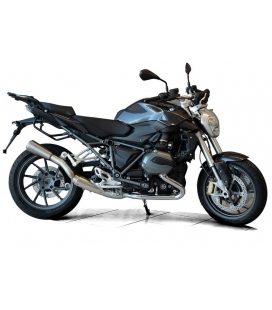 Silencieux BMW R1200R LC - Unit Garage GP Style