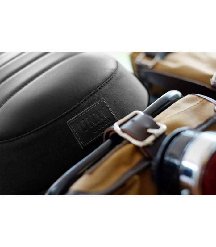Selle pour moto bmw k75 et k100 unit garage 1802 black for Garage pour bmw