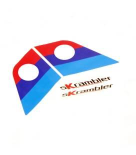 Stickers Unit Garage sKrambler