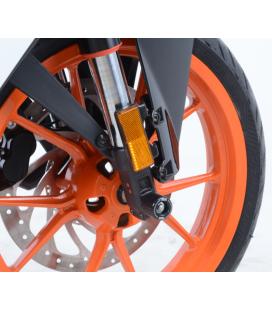 Protection de fourche DUKE 125-390 / RG Racing Black