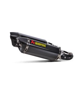 SILENCIEUX MONSTER 696-796 / AKRAPOVIC S-D10SO7-HZC