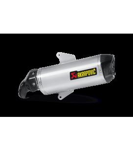 SILENCIEUX APRILIA SRV 850 - GILERA GP 800 / AKRAPOVIC