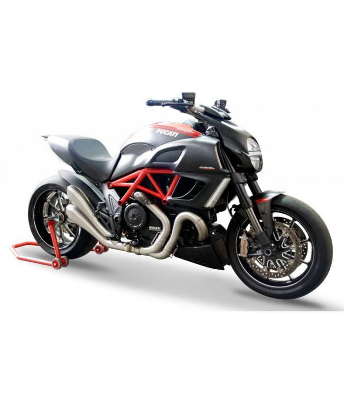 silencieux hp corse evolution ducati diavel sport. Black Bedroom Furniture Sets. Home Design Ideas