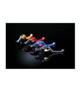 PACK DE LEVIERS ABM SYNTO POUR BMW NINE T / SCRAMBLER / RACER / PURE / URBAN GS