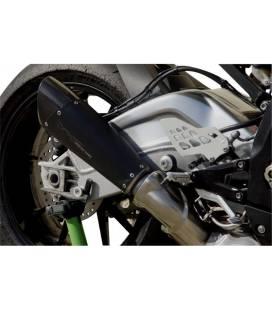 SILENCIEUX BMW S1000R-RR-HP4 / HP CORSE EVOXTREME INOX NOIR