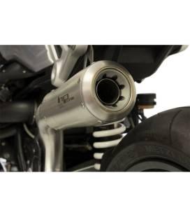 SILENCIEUX BMW R NINE T - HP CORSE GP07 HAUT INOX