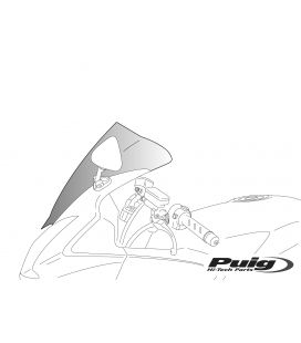BULLE KAWASAKI ZZR1200 02-05 / Puig Racing