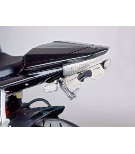 SUPPORT DE PLAQUE YAMAHA YZFR6 06-07 / Puig