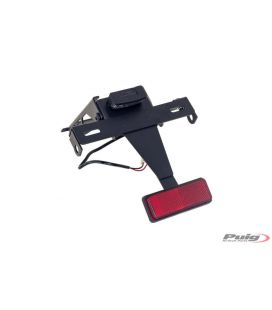 SUPPORT DE PLAQUE HONDA CB1000R 08-17 / Puig