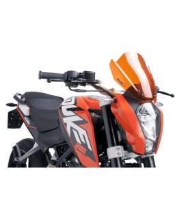 BULLE KTM 200 DUKE 12-13 / Puig Naked Sport