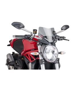 BULLE DUCATI MONSTER 1200S - Puig Naked Sport