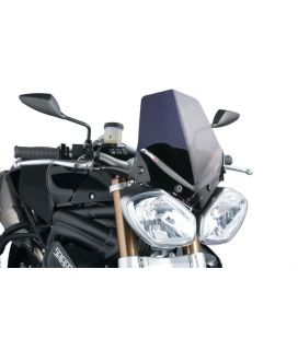 BULLE TRIUMPH SPEED TRIPLE 11-15 / Puig Naked Sport