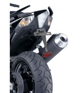 SUPPORT DE PLAQUE YAMAHA T-MAX 530 12-16 / Puig