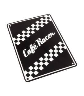 Plaque Alu Bike It - Café Racer