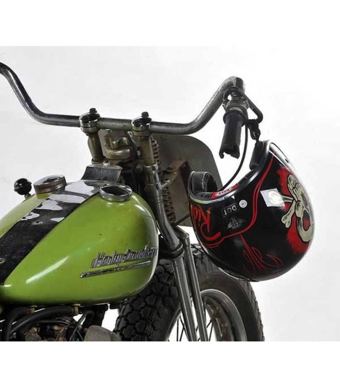 antivol de casques moto helmetlok. Black Bedroom Furniture Sets. Home Design Ideas