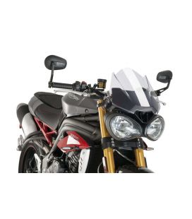BULLE TRIUMPH SPEED TRIPLE 2016- Puig Naked Sport