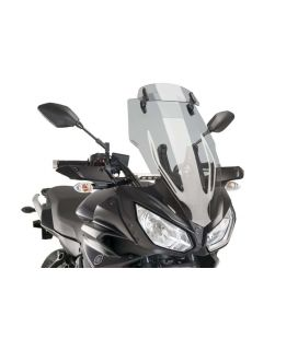BULLE YAMAHA MT-07 TRACER 16-17 / Puig Touring + Visière