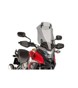 BULLE HONDA CB500X 16-17 / Puig Touring + Visière