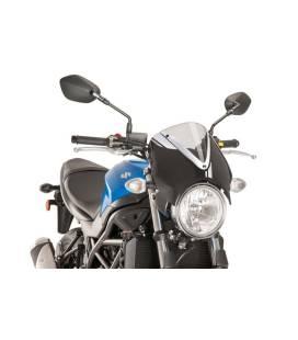 BULLE SUZUKI SV650 - Puig rétrovision Noir