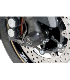 PROTECTION FOURCHE TRIUMPH SPEED TRIPLE R 12-15 / Puig Racing