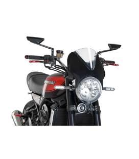 Carénage + bulle Kawasaki Z900RS - Puig Vision Carbone