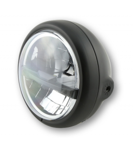 OPTIQUE DE PHARE HIGHSIDER PECOS TYPE 5 LEDS Ø 160mm - 223-215