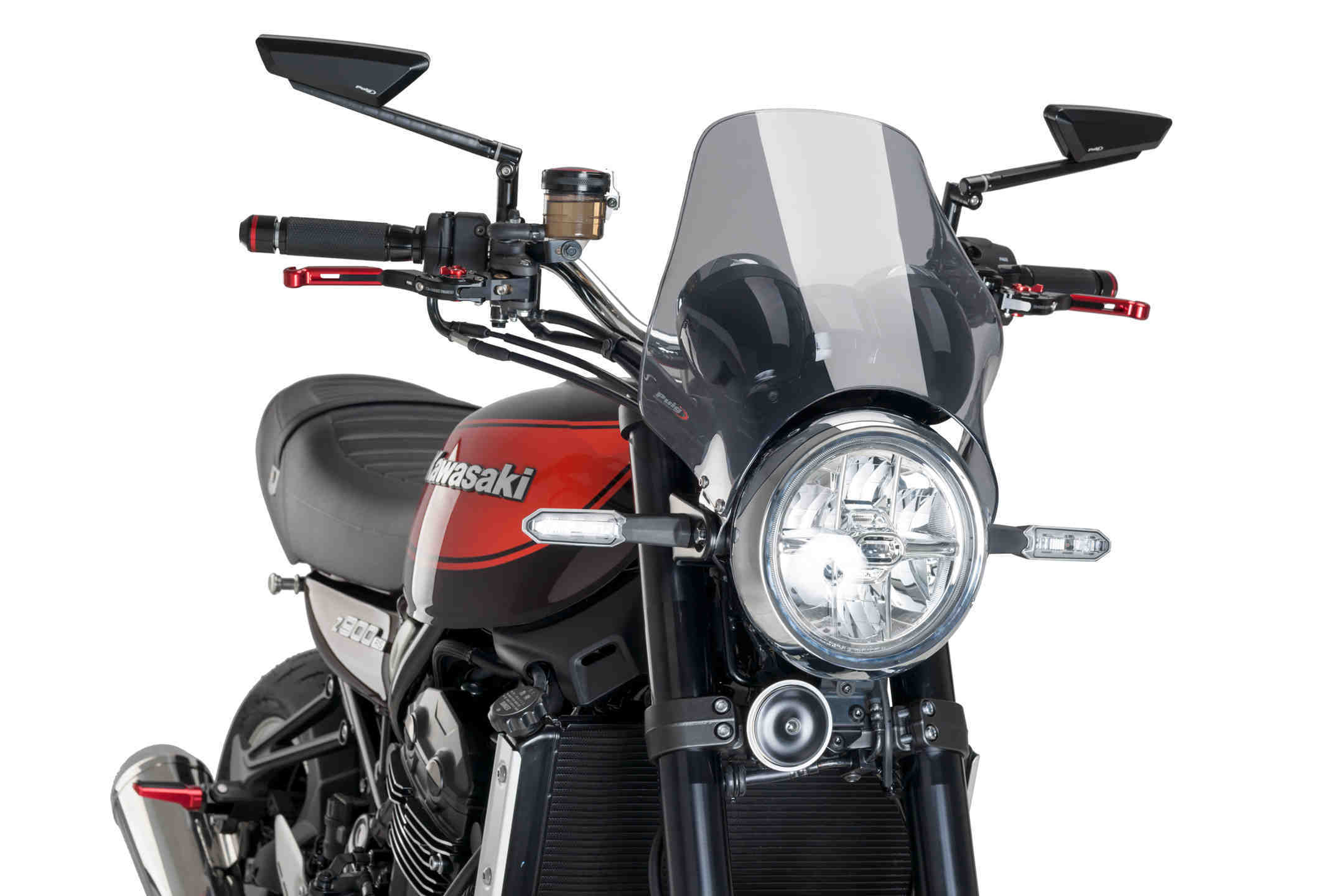 Pare,brise Puig Naked pour Kawasaki Z900 RS 2018 Z900 RS 65578 Sport  Classic out_of_stock