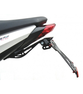 Support de plaque Street Triple 765 R-RS / Lightech