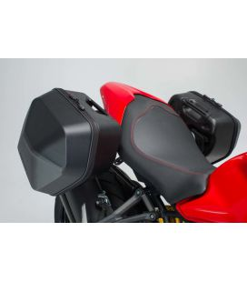 Kit valises Ducati Monster 1200 17-18 / SW Motech Urban