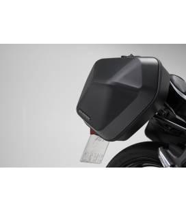 Kit valises rigides Kawasaki Ninja 650 - SW Motech Urban