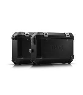 Kit valises Honda XRV750 Africa Twin - TRAX ION NOIR