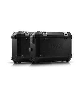 Kit valises Honda NC700X - TRAX ION 45L NOIR