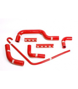 Durites de radiateur Ducati Monster S4R - SAMCO DUC-3RED