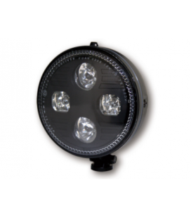 Phare Highsider Atlanta Black - montage bas