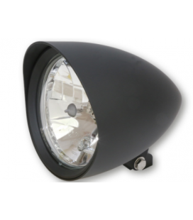 Phare Classic visière Black - Highsider 223-033