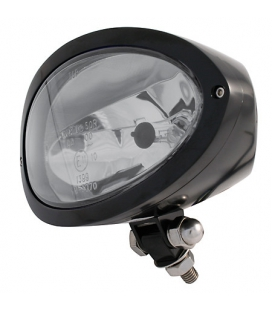 Phare Highsider Iowa noir/clair - montage bas
