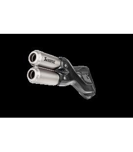 SILENCIEUX DUCATI MULTISTRADA 950 / 950 S - AKRAPOVIC