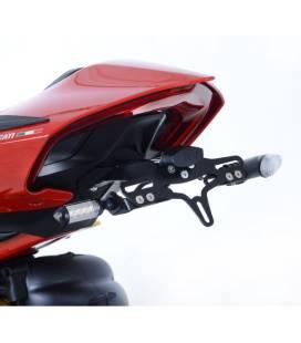 Support de plaque Ducati Panigale V4-V2 / RG RACING LP0243BK