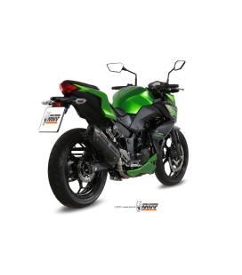 Silencieux Kawasaki Z300 - MIVV Suono Black