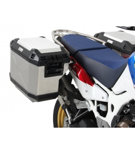 Kit valises Africa Twin Adv Sports - Hepco-Becker Cutout Alu