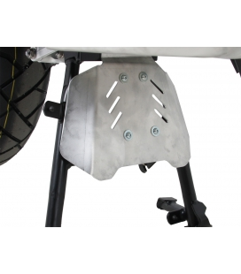 Protection béquille AfricaTwin ADV Sports - Hepco 42179510 00 12