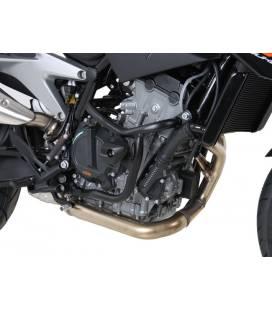 Pare carters KTM DUKE 790 - Hepco-Becker Black