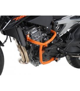 Pare carters KTM DUKE 790 - Hepco-Becker Orange