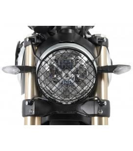 Grille de phare Ducati Scrambler 1100 2018-2020 / Hepco-Becker