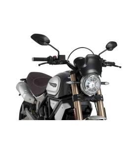 Plaque fontale Ducati Scrambler 1100 - Puig 9522C
