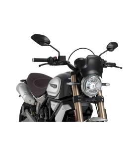 Plaque fontale Ducati Scrambler 1100 - Puig 9522J